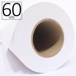Rollo papel plotter translúcido 60 g ROAT