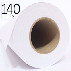Papel ROAT opaco de 140 gramos para plotter inkjet